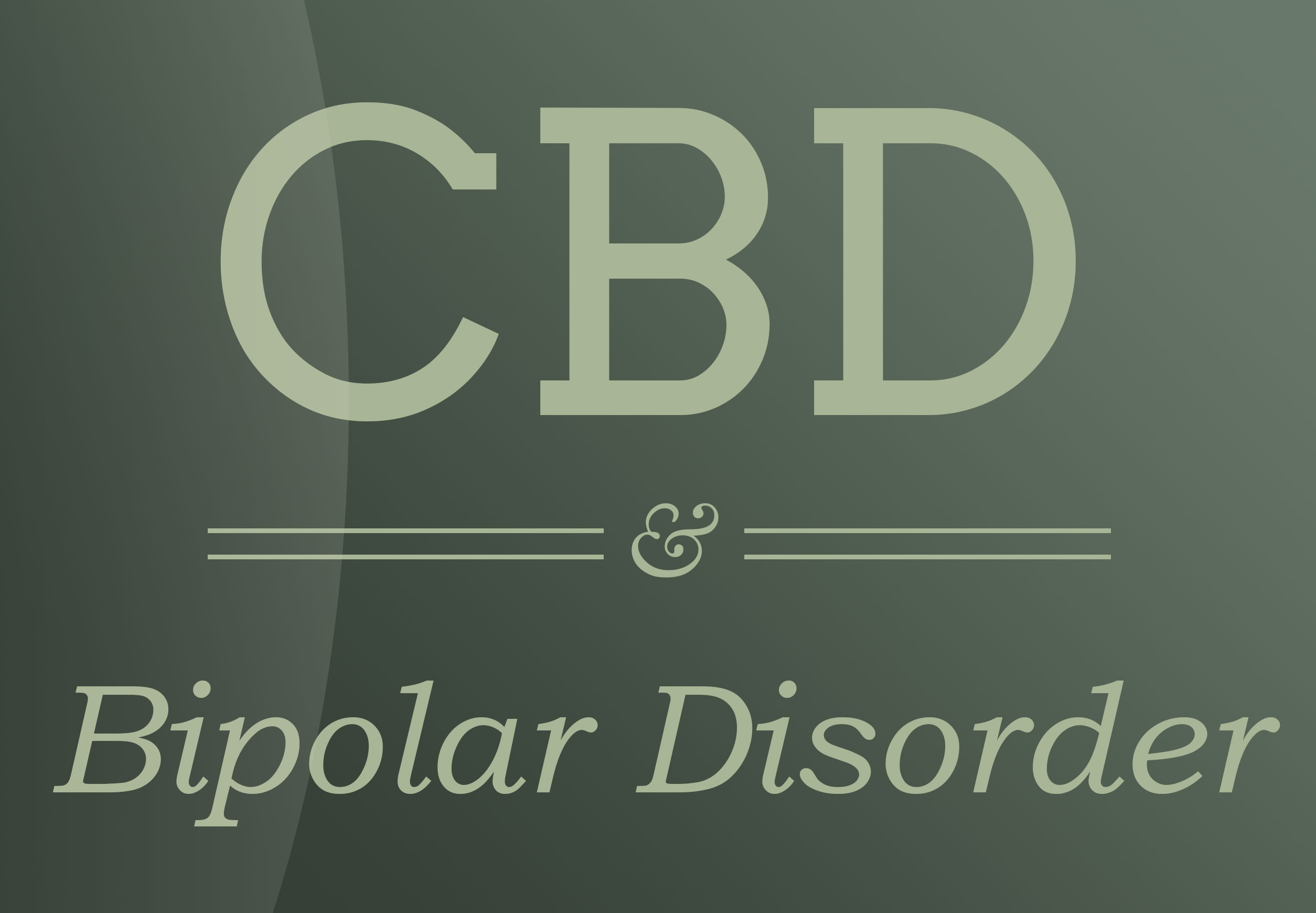 the causes characteristics and treatment of the bipolar affective disorder Causes there is no single, proven cause of bipolar disorder, but research suggests that it is the result of abnormalities in the way some nerve cells in the brain.