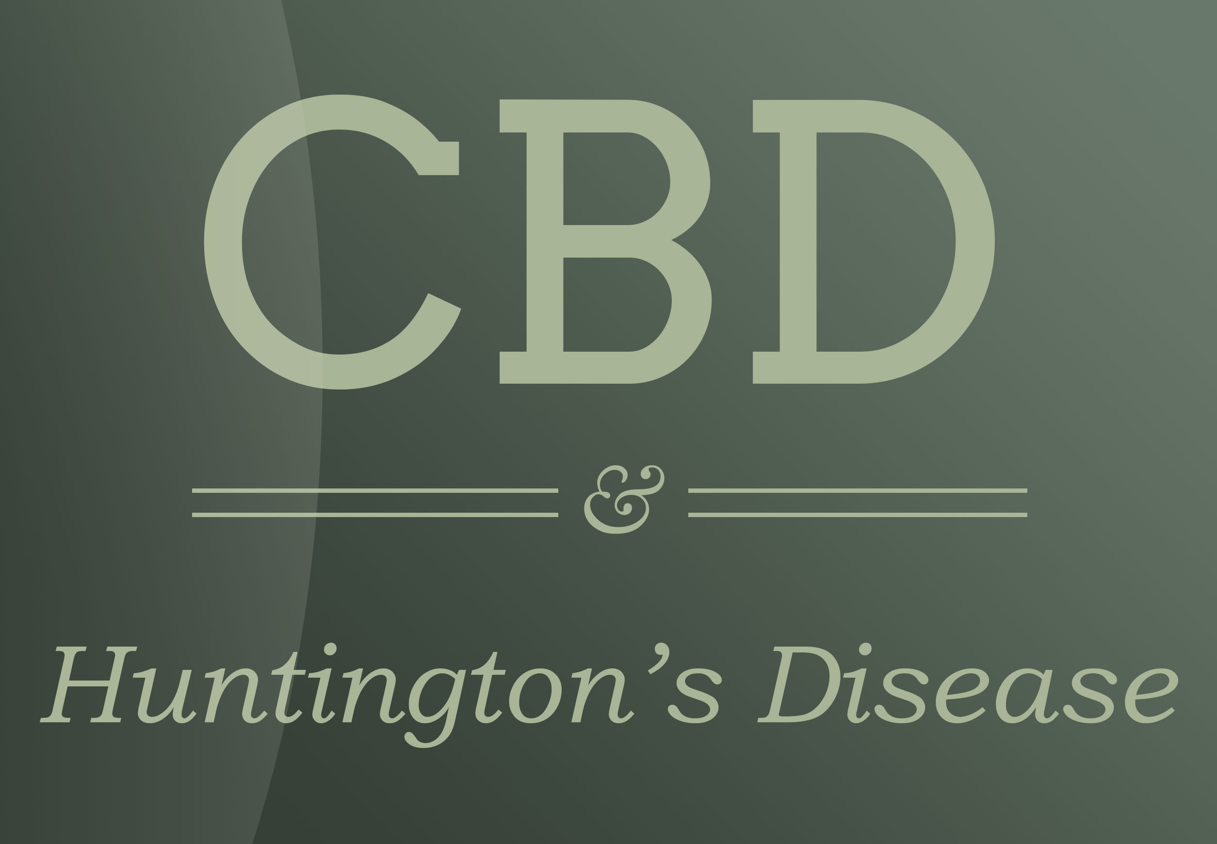 Image result for cannabidiol huntington's