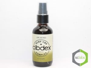 Cibdex CBD Hemp Oil 500mg